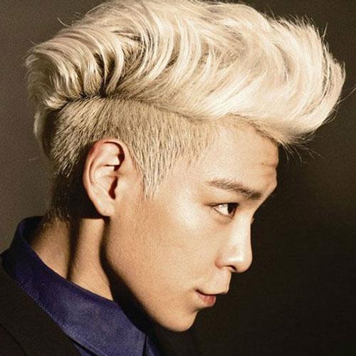 Foto Model Rambut Pria Korea Paling Keren Populer - Gaya rambut pendek emo