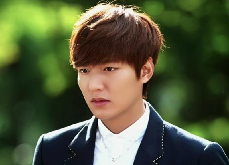 Foto Model Rambut Pria Korea Paling Keren Populer - Hairstyle cowok jaman sekarang