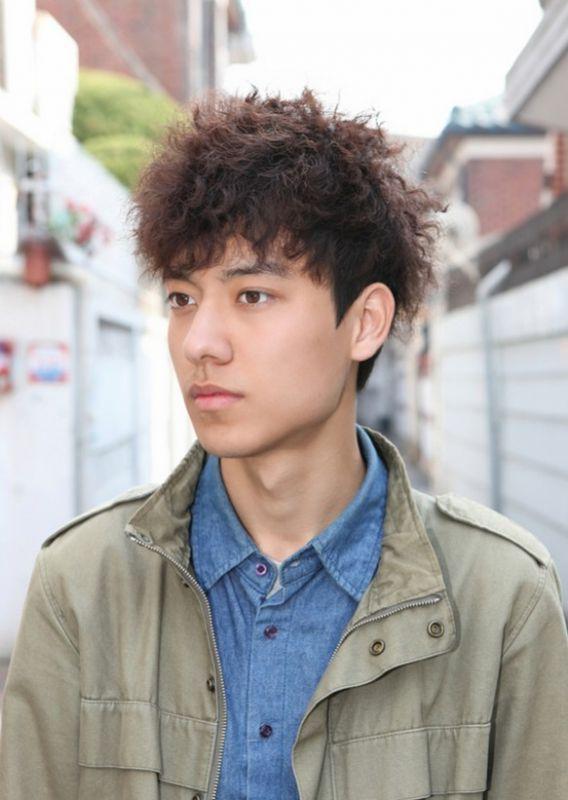 model rambut korea 20