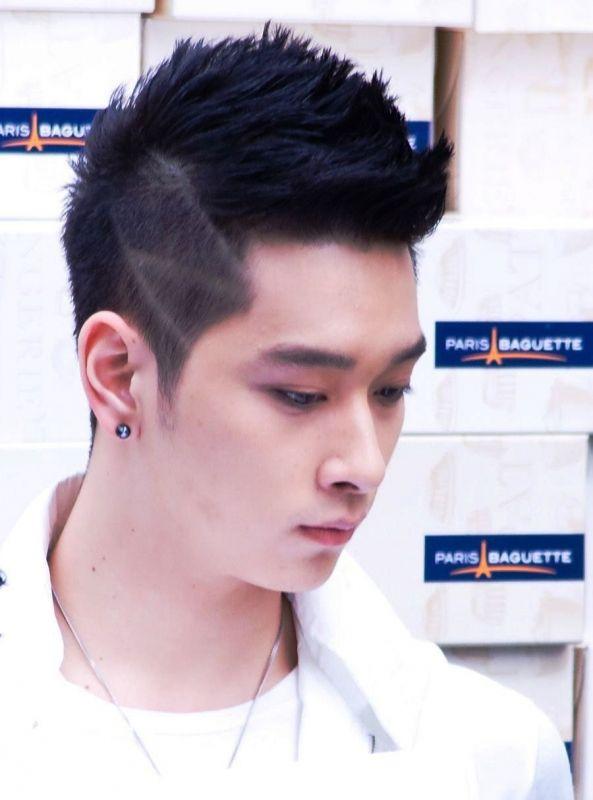 Fesyen Rambut Lelaki Korea