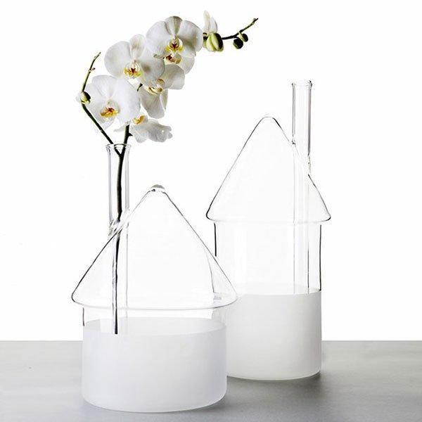 vas bunga kaca