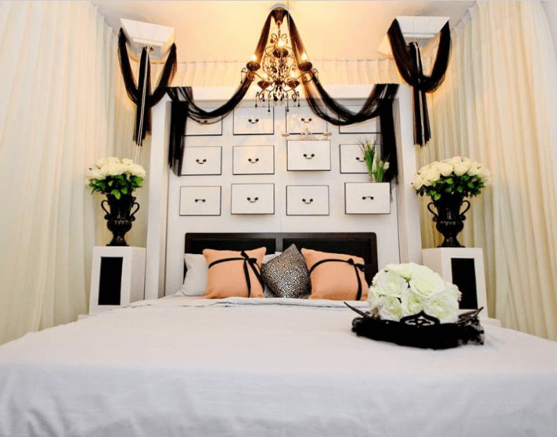 Desain kamar pengantin terbaru
