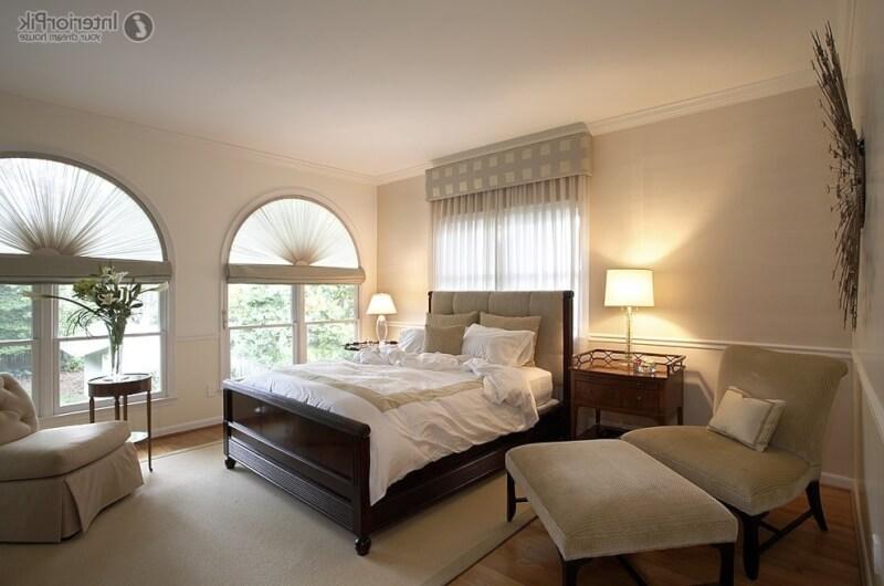 Desain kamar pengantin modern