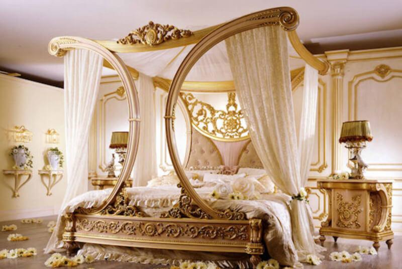 Kamar pengantin mewah