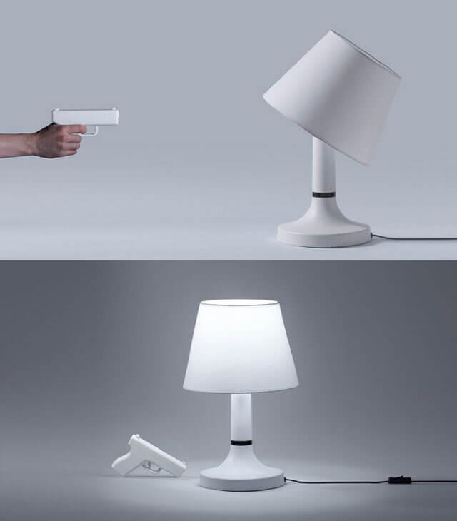 lampun kamar unik dan cantik