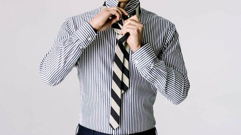 tutorial memakai dasi