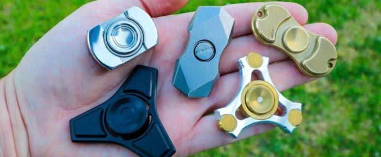 Jenis-jenis Fidget Spinner