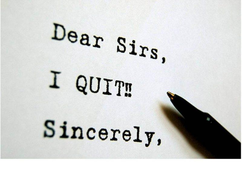 11 Contoh Surat Resign Pengunduran Diri Terbaru Yang Baik