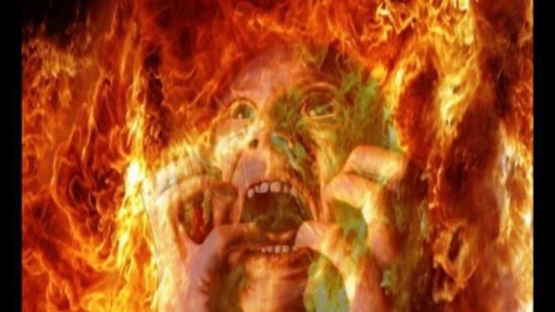 Gambaran Neraka yang Penghuninya Menangis dan Menjerit