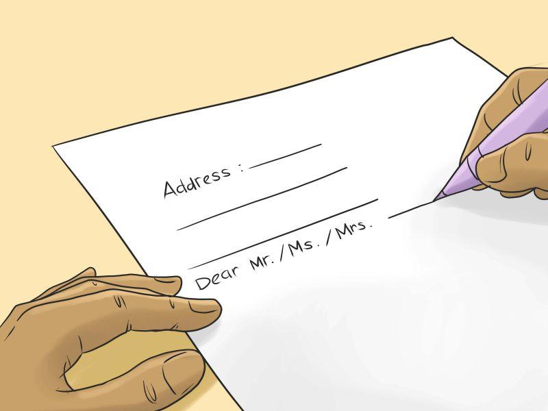 Cara Membuat Surat Lamaran Kerja dan Formatnya