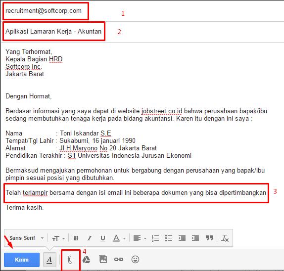 Contoh Surat Lamaran Dalam Bahasa Inggris Just4udakar Com
