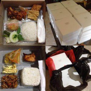 Nasi kotak Makassar
