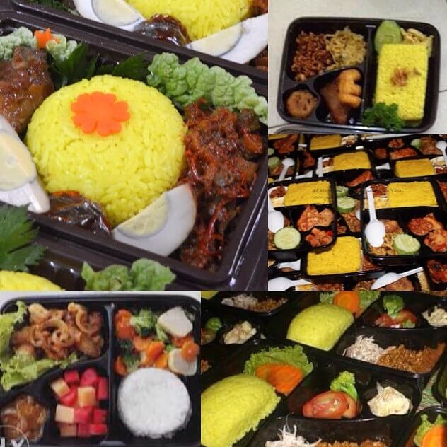 Price List Bento Makassar
