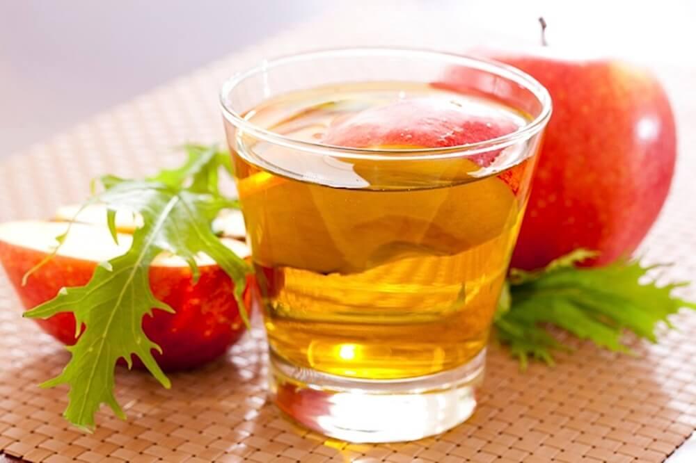 Cara Menghilangkan Ketombe Dengan Cuka Sari Apel