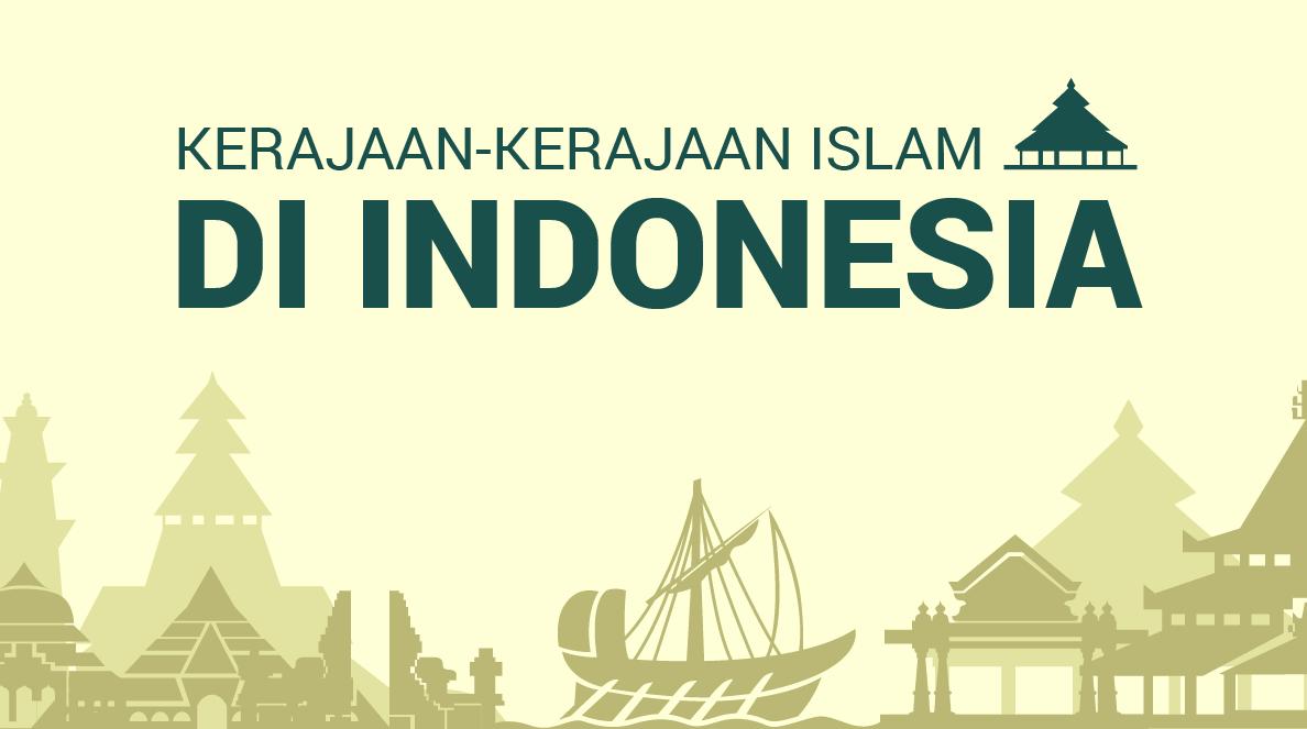 Kerajaan Islam di Indonesia Beserta Nama Rajanya dan Peninggalannya