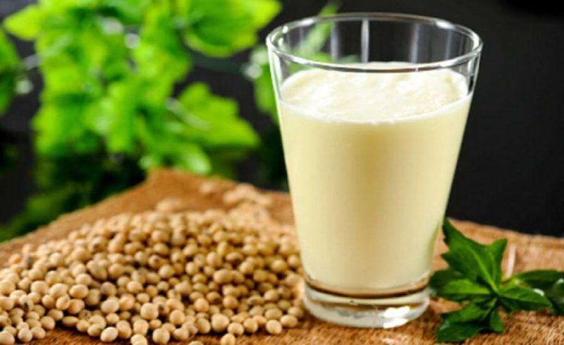 Hasil gambar untuk Manfaat Susu Kedelai