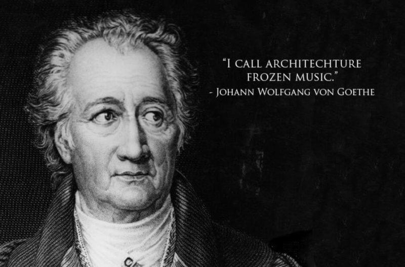 Kata kata bijak Wolfgan Von Goethe