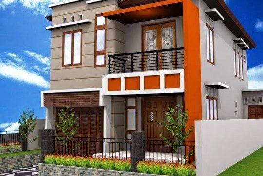 Gambar Rumah Sederhana Di desa 10