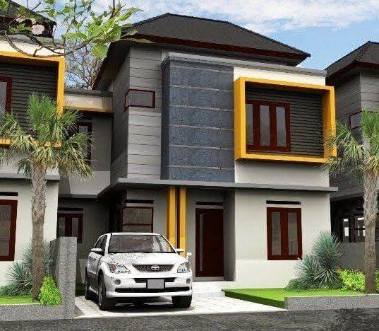 Gambar Rumah Sederhana Di desa 3