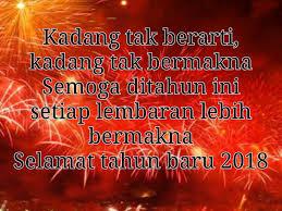 Kata Kata Mutiara Tahun Baru