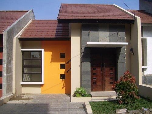 Model Rumah Minimalis Tampak Depan 53