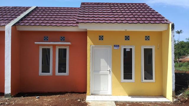 Model Rumah Minimalis Tampak Depan 54