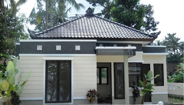 Model Rumah Minimalis Tampak Depan 61