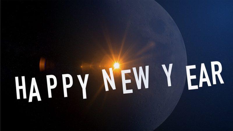 gambar menyambut tahun baru 2020 yang istimewa dengan penuh semangat