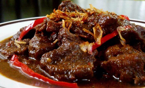 Resep menu semur daging lengkap