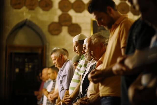 Rukun shalat tarawih