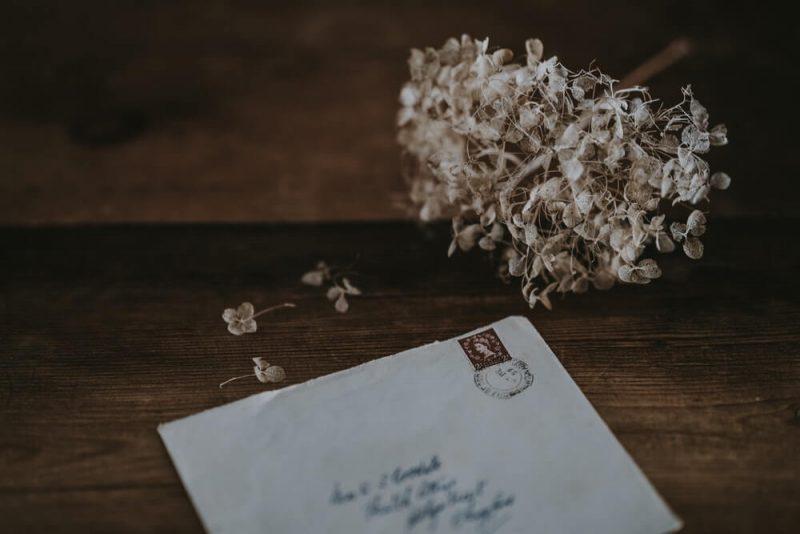 Bagian bagian surat pribadi