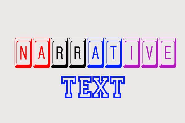 Contoh narrative text legend singkat