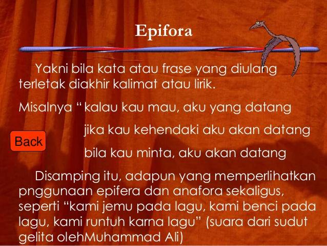 Majas epifora