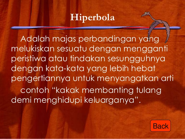 Majas hiperbola