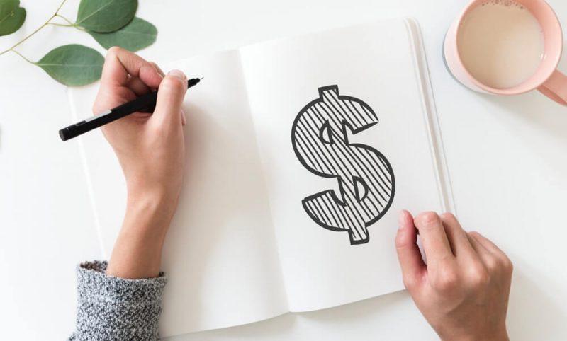 Menetapkan target pendapatan