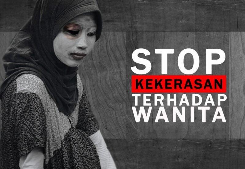 Stop kekerasan pada wanita