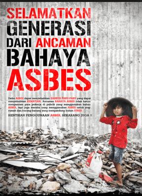 Iklan layanan masyarakat asbes