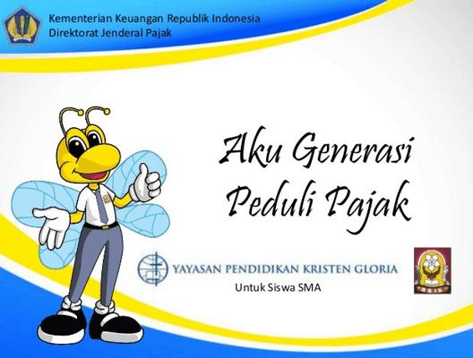 Iklan layanan masyarakat pajak