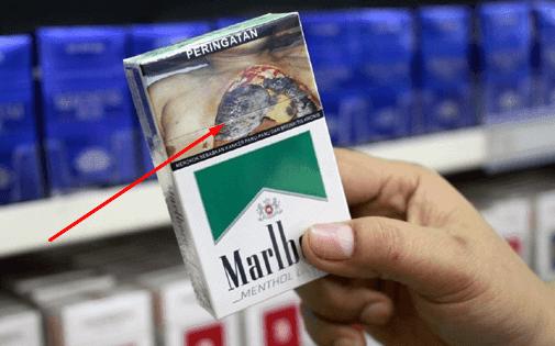 Iklan layanan masyarakat rokok