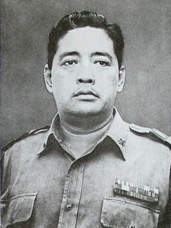 Letnan jenderal suprapto